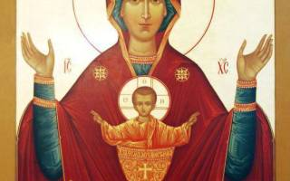Икона Богоматери — Неупиваемая чаша, от чего помогает — Православные иконы и молитвы