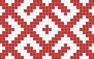 Вышивка славянских оберегов — схемы и их значение