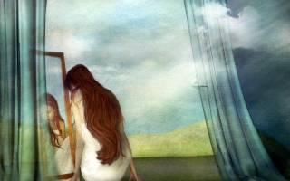 Видеть во сне свое лицо в зеркале » Все для тех кому не все равно