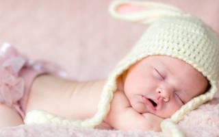 6 хитростей, чтобы ребенок спал всю ночь