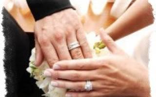 Какими должны быть обручальные кольца и приметы про них