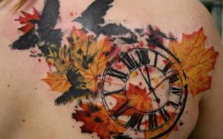 Значение тату часы: идеи и смысл татуирвок с часами
