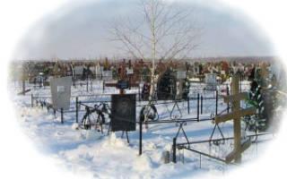 К чему снится кладбище и могилы умерших родственников — сонник Ванги