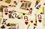 Гадания на картах игральных — расклады и значения