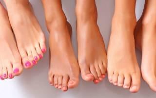 Что говорят пальцы на ногах о характере? Малинка
