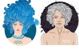 Мужчина-Водолей и Водолей-женщина – совместимость