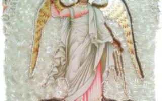 Как узнать имя своего Ангела Хранителя по дате рождения и имени
