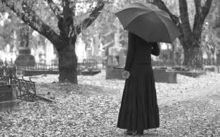 Почему беременным нельзя ходить на кладбище и похороны?