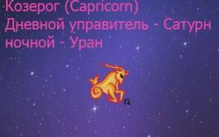 Любoвный гoрoскoп нa Октябрь 2019: Козерог