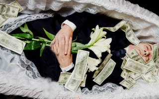 Сонник давать деньги покойнику во сне к чему снится давать деньги покойнику