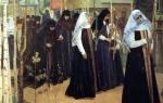Кириллица, Когда православные носят обручальное кольцо на левой руке
