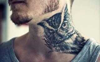 Значение татуировки птица — смысл, история и примеры