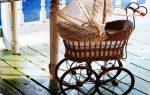 Сонник коляска с ребенком — к чему снится коляска с ребенком во сне?