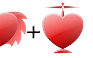 Женщина Лев и Мужчина Весы совместимость в любви