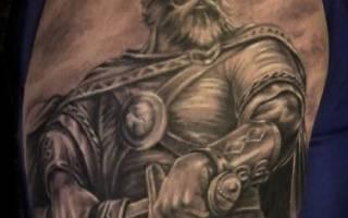 Славянские тату: для мужчин, для девушек, значение, символика