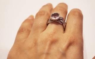 Кольцо на среднем пальце левой руки и правой руки — что значит его ношение