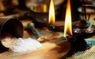 Cнять порчу солью: 3 лучших способа