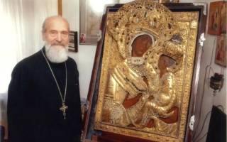 Значение Тихвинской иконы Божией матери